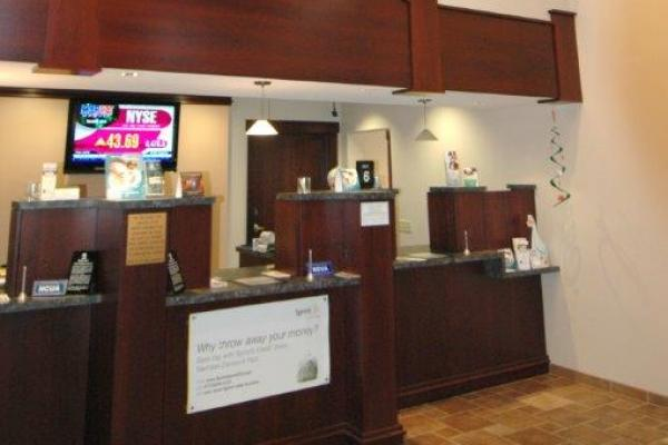 MAFCU Seagertown Interior